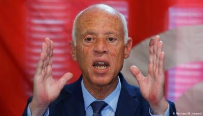 """رسميا.. """"قيس سعيّد"""" رئيسا لتونس بنسبة 72%"""