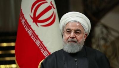 روحاني: علاقات إيران والإمارات تحسنت في الشهور الأخيرة وأصبحت أفضل من الماضي