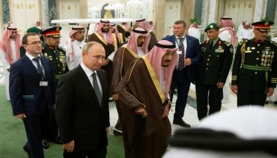 كيف تبرز زيارة بوتين إلى السعودية نفوذ موسكو المتزايد في الشرق الأوسط؟