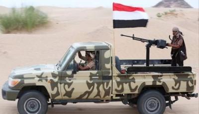 مسلحون من مليشيات الإنتقالي الاماراتي يهاجمون قوات الجيش في شبوة
