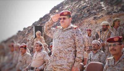 وزير الدفاع: الجيش في جاهزية عالية وماضٍ في استكمال معركة استعادة الدولة