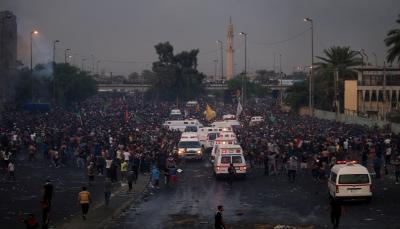 الهدوء الذي يسبق العاصفة.. خمدت تظاهرات العراق لكن الأمر لم ينتهِ بعد