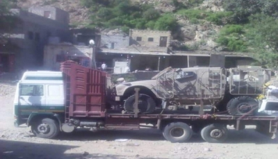 """تعز: الإمارات تسحب معدات عسكرية من اللواءين 35 مدرع و17 مشاة وكتائب """"أبو العباس"""""""