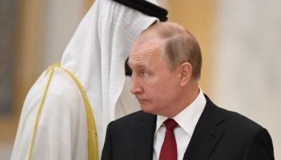 ديلي تلغراف البريطانية: الشرق الأوسط أُهديَ إلى بوتين على طبق من ذهب