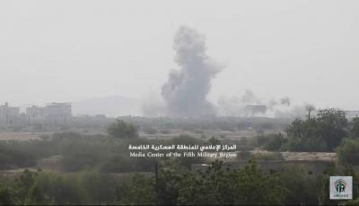 حجة.. مقتل وإصابة عشرات الحوثيين في معارك مستمرة منذ أسبوع