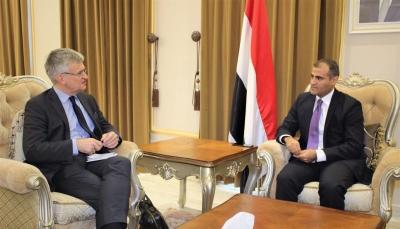 وزير الخارجية: تنفيذ اتفاق السويد تأخر بسبب استمرار تعنت ميليشيات الحوثي
