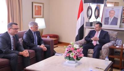 رئيس الوزراء: اتفاق السويد مثّل اختبارا لعدم جديّة الحوثيين للوصول الى سلام دائم