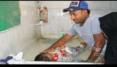 """تعز: قناص الحوثيين يزهق روح الطفلة """"لؤلؤة"""" في جبل حبشي"""