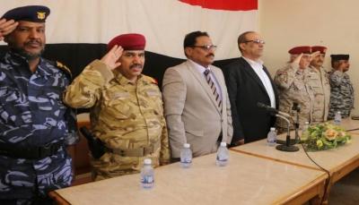 الميسري: المنطقة العسكرية الأولى حافظت على المكتسبات الوطنية