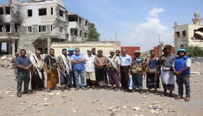 الأمم المتحدة تنشر خامس نقطة لمراقبة وقف إطلاق النار بالحديدة