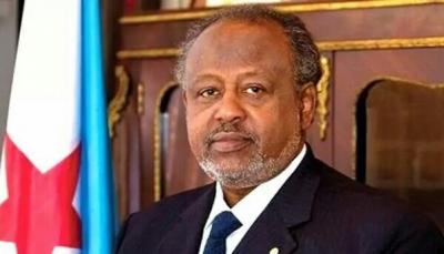 رئيس جيبوتي: أزمة اليمن تشغل حيز كبير من اهتمامنا