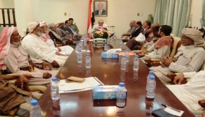 وزير الداخلية يوجه باعتماد تجنيد 500 فردا بوادي حضرموت