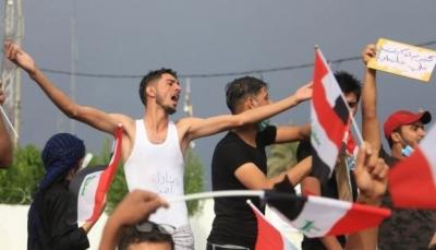 المحتجون في المدن العراقية يمنحون الحكومة مهلة لتنفيذ مطالبهم