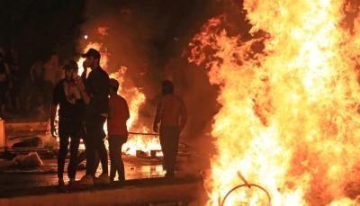 مقتل 63 وإصابة أكثر من 2500 من المتظاهرين في المدن العراقية خلال يومين