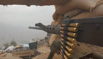 صعدة: الجيش الوطني يسيطر على الخط الدولي بين كتاف والبقع