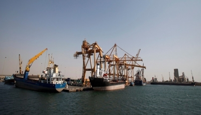 اللجنة الاقتصادية: إيرادات ميناء الحديدة بلغت أكثر من تسعة مليار خلال 15 يوما