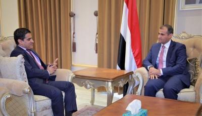 وزير الخارجية: اتفاق الرياض خطوة مهمة لتوحيد الصفوف ضد المشروع الحوثي