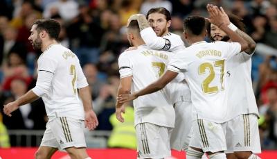 ريال مدريد يكتسح ليجانيس بخماسية نظيفة في الليجا