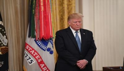 """الكونغرس يدعو """"ترامب"""" لحضور بجلسات الاستماع والتوقف عن الشكوى من إجراءات عزله"""