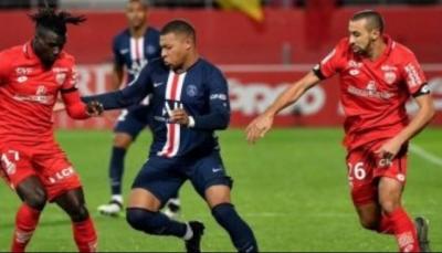 باريس سان جيرمان ينقاد للخسارة الثالثة هذا الموسم في الدوري الفرنسي