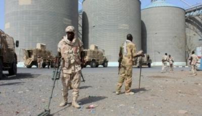 """انفجار عنيف يهزّ محيط تمركز القوات السعودية في """"أبين"""""""