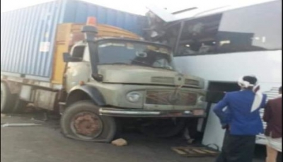 وفاة ثمانية أشخاص وإصابة آخرون في حادث مروري مروع بالبيضاء