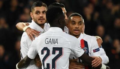 باريس سان جيرمان يحجز بطاقة التأهل لثمن نهائي دوري الأبطال