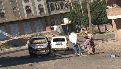 تعز: إصابة مدنيين اثنين في قصف للميليشيات استهدف حي سكني شمال المدينة