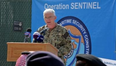 تحالف عسكري بقيادة أميركية يباشر مهمّة حماية الملاحة في الخليج
