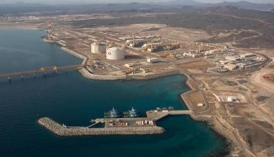 """توتال تستبعد استئناف تصدير الغاز المسال من """"بلحاف"""" بسبب الوضع الأمني والسياسي"""