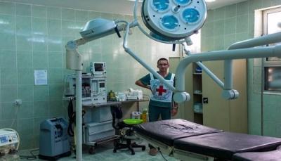 الصليب الأحمر: 165 اعتداء طال المرافق والطواقم الطبية من العام 2015