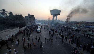 مفوضية حقوقية: حصيلة ضحايا احتجاجات العراق 301 قتيلا و15 ألف مصاب