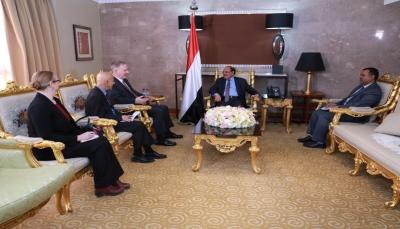 نائب الرئيس: نأمل أن يكون اتفاق الرياض خطوة لتفعيل مؤسسات الدولة وسلطاتها