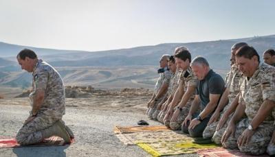 ملك الأردن يزور الباقورة عقب استعادتها من الاحتلال الإسرائيلي