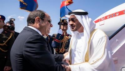 وسط حديث عن انفراجه خليجية.. السيسي يزور الإمارات لمدة يومين لبحث تطورات عربية