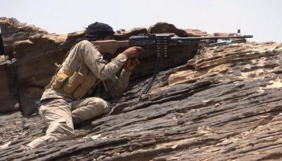 """صعدة: الجيش يدمر رتلا عسكريا لميليشيا الحوثي في """"باقم"""""""