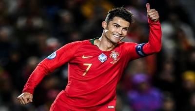 رونالدو يقود البرتغال لتحقيق فوز ساحق في كأس أوروبا