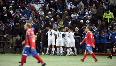 لأول مرة في تأريخها.. فنلندا تتأهل إلى نهائيات تصفيات كأس أوروبا