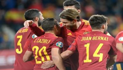 إسبانيا تستعرض بسباعية في شباك مالطا وإيطاليا تحافظ على العلامة الكاملة