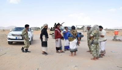 شبوة: مسلحو الانتقالي الإماراتي يختطفون مسافرين من أبناء المحافظات الشمالية