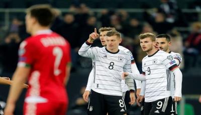 ألمانيا وهولندا تتأهلان إلى نهائيات كأس أوروبا