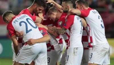 كرواتيا تعبر سلوفاكيا وتتأهل إلى نهائيات يورو 2020