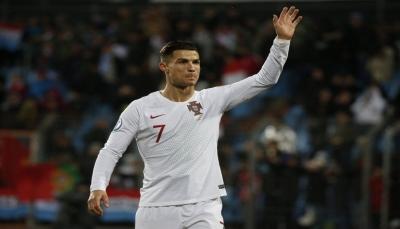رونالدو يقود البرتغال للتأهل إلى نهائيات كأس أوروبا