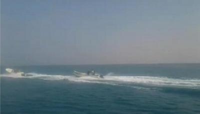 """التحالف يكشف تفاصيل احتجاز """"سفينة كورية"""" في البحر الأحمر والحوثيون يعترفون بالعملية"""