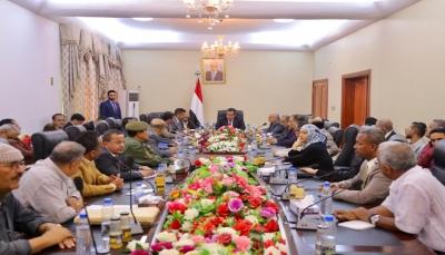 رئيس الحكومة: عدن أمام فرصة تأريخية والسعودية قدمت ضمانات لتعزيز الاقتصاد