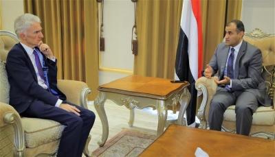 الحكومة تطالب الأمم المتحدة بالضغط على الحوثيين لصيانة خزان صافر النفطي