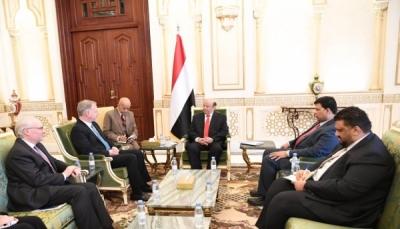 أمريكا تجدد دعمها للحكومة والوحدة اليمنية وتدعو لإنجاح اتفاق الرياض