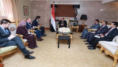 نائب الرئيس: اتفاق الرياض يشكل رافداً مهماً للشرعية ولوجود الدولة