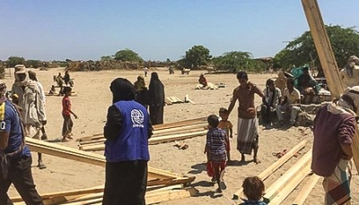 الهجرة الدولية: 3.6 مليون يمني  نزحوا بسبب الحرب والكوارث