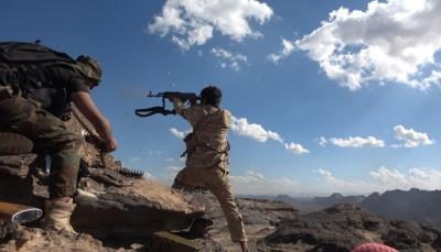 صعدة: الجيش يعلن تحرير مناطق إستراتيجية ومصرع قيادي حوثي في باقم